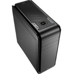 Корпус AeroCool DS 200 LITE (Black) (4713105952575)